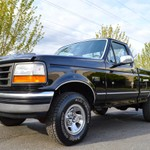 BLACK F150