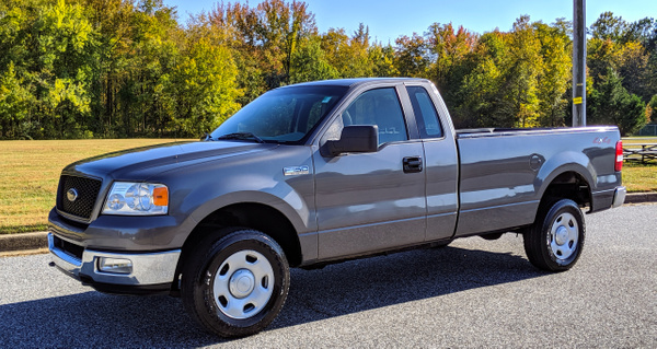 GREY F150 by autosales by autosales