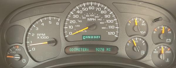 N 2005 Silverado Green by autosales