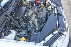 H Subaru Legacy