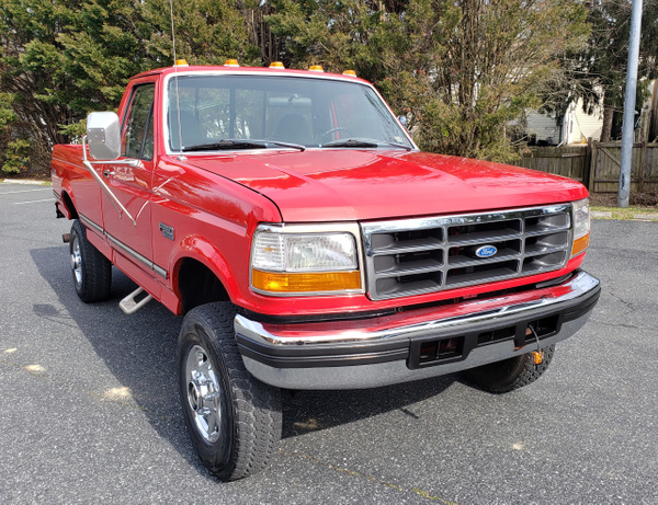 N 1997 F350 ext by autosales by autosales