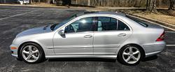 H Mercedes C230