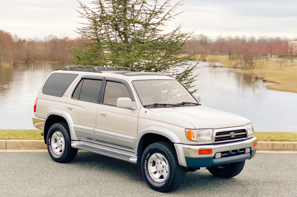 4runner 27k by autosales by autosales
