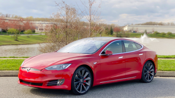 Tesla by autosales by autosales