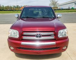 N 2006 Tundra Red