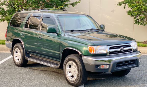 Green 4runner by autosales by autosales