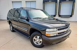 N 2001 Chevy Suburban