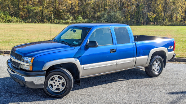 J blue chevy N by autosales