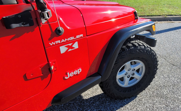 N 2002 Red Wangler by autosales