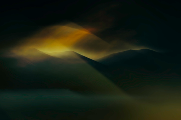 Last Light by Roxanne Bouché Overton