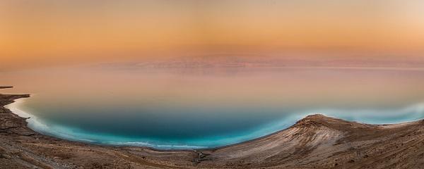Dead Sea Israel - Landscapes by Serge Ramelli