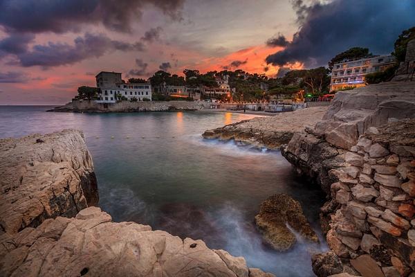 Saint Tropez - Landscapes by Serge Ramelli