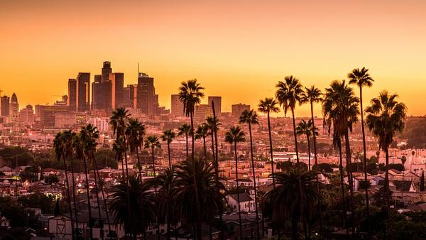 Sunny Los Angeles by Serge Ramelli