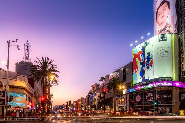 Hollywood-1-2 - USA by Serge Ramelli