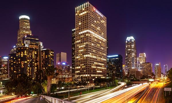 Downtown-1 - USA by Serge Ramelli