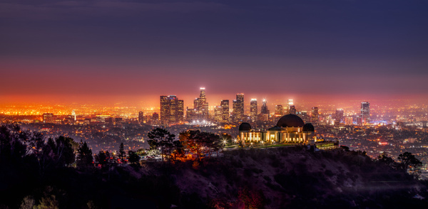 Los Angeles Terminator - USA by Serge Ramelli