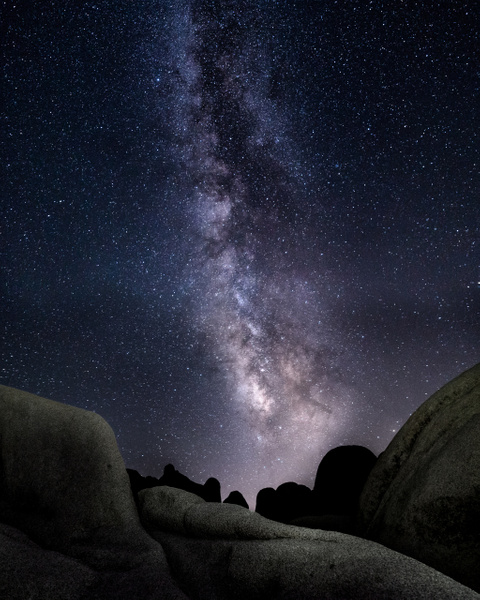 Desert-1 - USA by Serge Ramelli