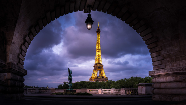 EiffelTower-1 - Home - Paris - Serge Ramelli Photography