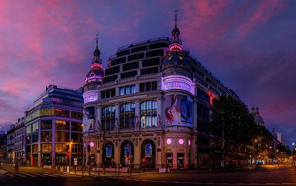Le Printemps-1 - Home - Paris - Serge Ramelli Photography