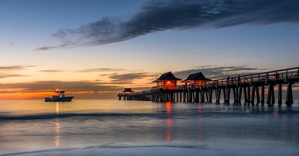 Naples Pier - Florida - USA- Dee Potter Photography