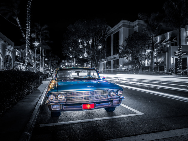 IS#10 - Naples Cadillac - Home - Dee Potter Photography