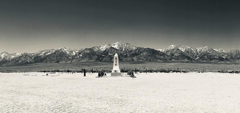 Dark Monument at Manzanar2