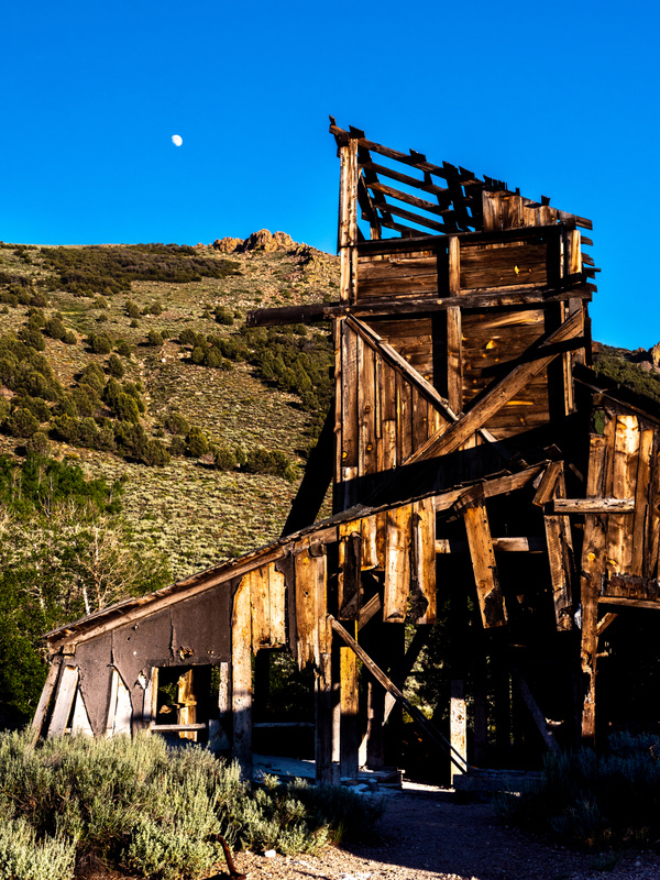 Moon over Mine Mill