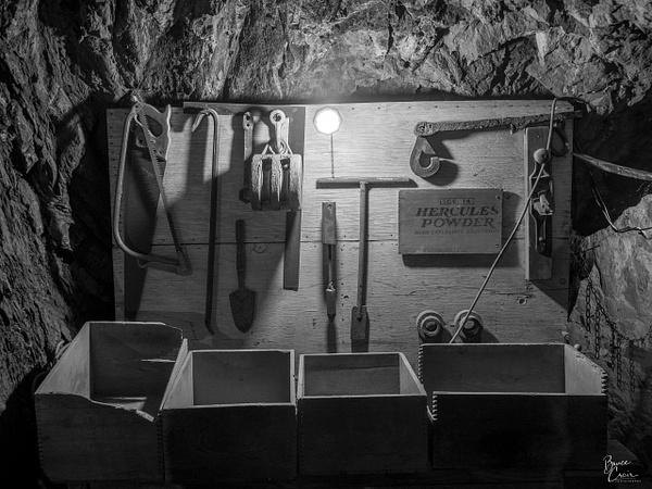 Blasting Tools-2 by Bruce Crair
