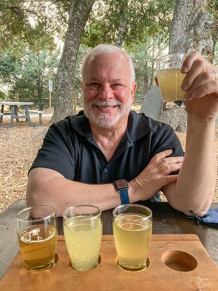 Hard Apple Cider by Bruce Crair