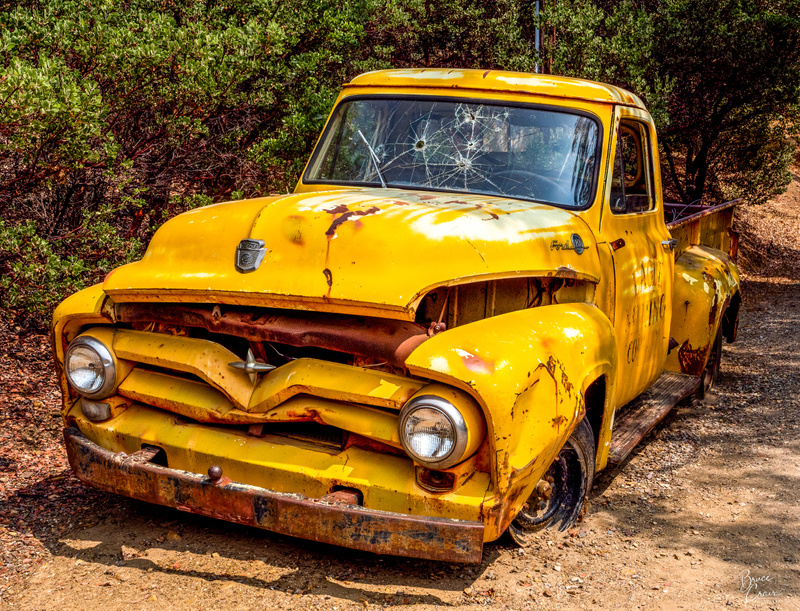 Late Great Ford Pickup
