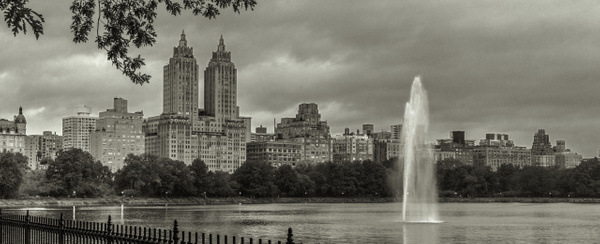 Central Park, New York - Places - Justine Kirby Photography