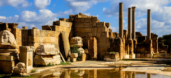 Leptis Magna, Libya - Places - Justine Kirby Photography