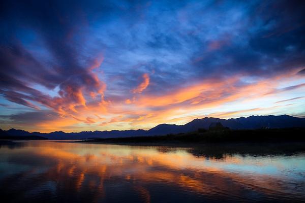 Lake Tekapo, New Zealand - Places - Justine Kirby Photography