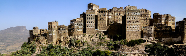 Village, Haraz Mountains, Yemen - Places - Justine Kirby Photography