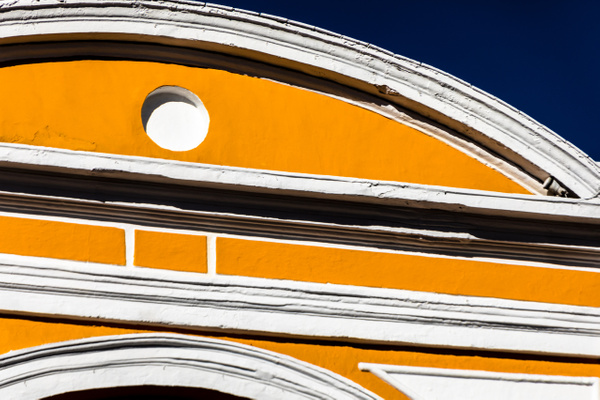 Arco de la Reino, Quito, Ecuador - Geometry & Shapes - Justine Kirby Photography
