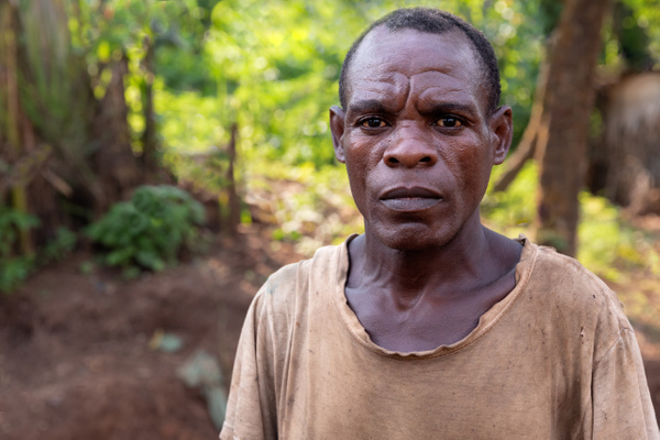 Yamboro, Central African Republic - Portraits - Justine Kirby Photography