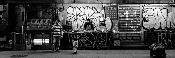 Chinatown, New York - Street Photography - Justine Kirby Photography