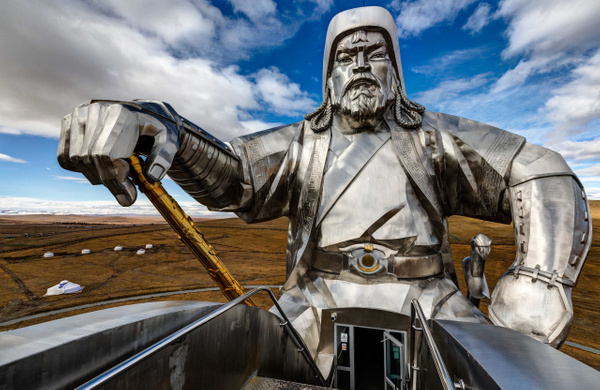 Genghis Khan Statue Complex, Mongolia - Places - Justine Kirby Photography