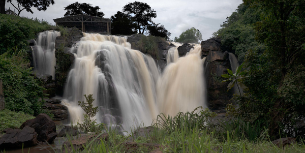 Boali Falls, Central African Republic - Places - Justine Kirby Photography