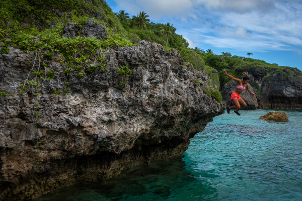 Limu Pools, Niue - Places - Justine Kirby Photography
