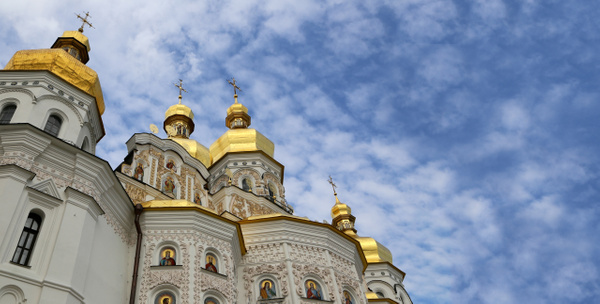 Kyivo-Pechers'ka Lavra, Kyiv, Ukraine - Places - Justine Kirby Photography