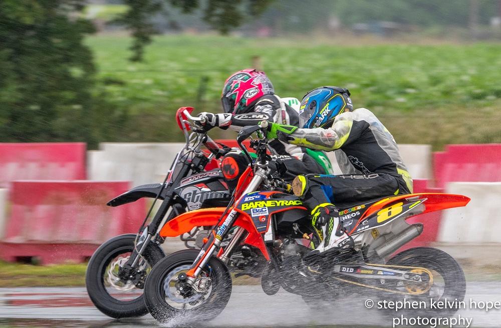 Ash Barnes Wet Track Day Rednall 2020