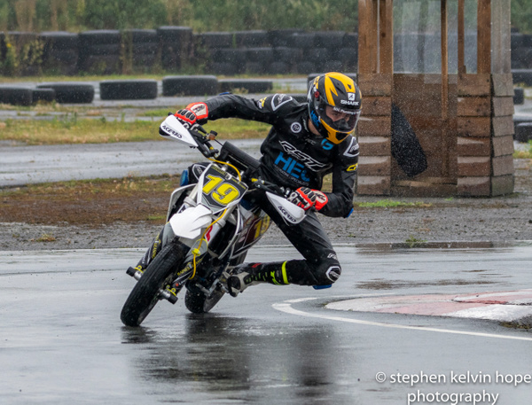Jack Bednarek Wet Track Day Rednal 2020 - Motor Sport - Stephen Kelvin Hope Photography