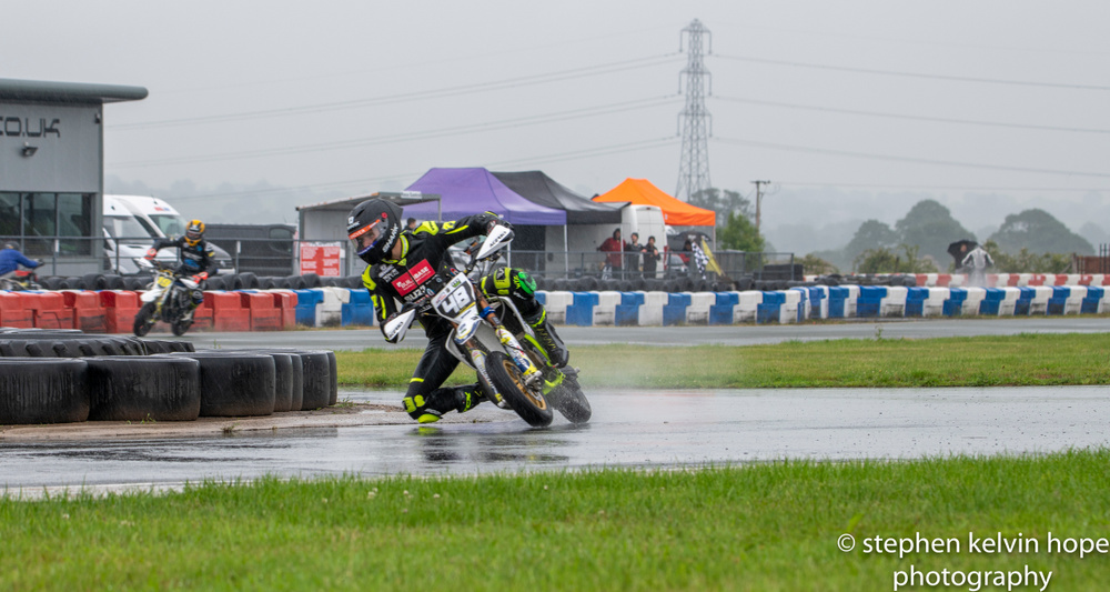Kyle Ryde Mini Bikes Track Day