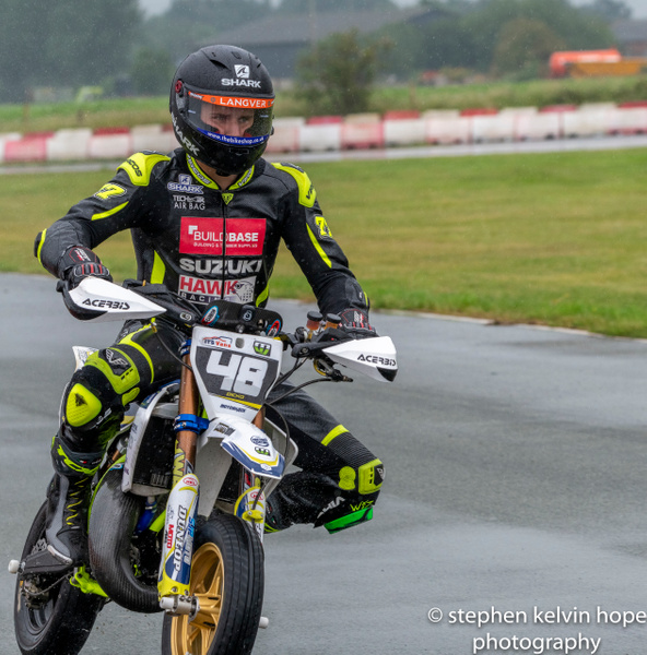 Kyle Ryde - Motor Sport - Stephen Kelvin Hope Photography