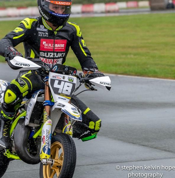 Kyle Ryde Mini Bikes Rednall - Motor Sport - Stephen Kelvin Hope Photography