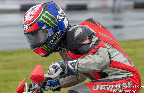 Leon Haslam 91 - Motor Sport - Stephen Kelvin Hope Photography