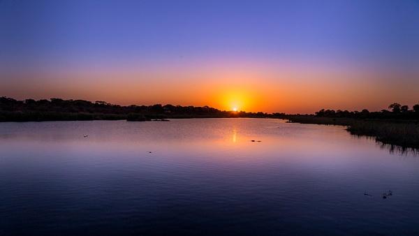 sunset kruger national park-1 - Wildlife - Garth Fuchs Photography
