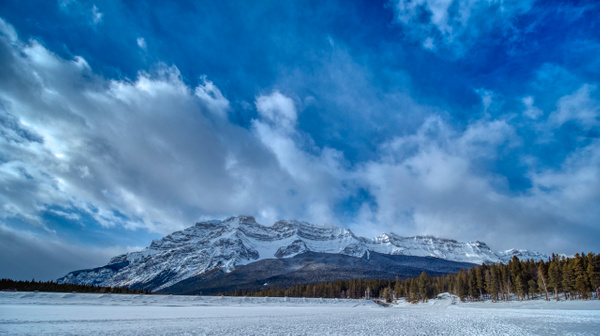 Mountains - Cityscape -Red Rover Photography