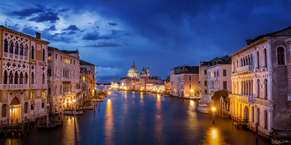Venise Grand Canal 002 - Home - Patrick Eaton Photography